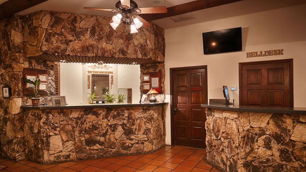 Best Western PLUS Hacienda Hotel